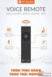 Điều khiển Voice Remote cho FPT Play Box 2018 (Sắp có)