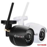 Camera IP Vantech VP-6600C 2.0 Megapixel, Smart IR Led, MicroSD, Onvif