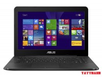 LAPTOP ASUS F454L I3 4005/RAM 4G/SSD 120G/LCD 14 IN