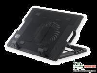 ĐẾ Laptop COOLER ERGOSTAND NÂNG 45 độ-1 FAN LỚN LED