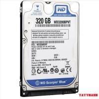 Ổ cứng HDD WD 320GB Sata3