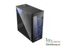 PC TTC GAMING Ryzen 5/B350/SSD 120G/1050Ti/DDR IV 8GB/Segotep K6