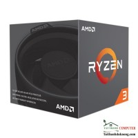 AMD RYZEN 3 1300X 4 Core 3.5 GHz (3.7 GHz Turbo) Socket AM4