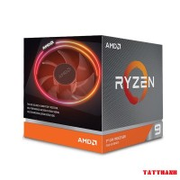 CPU AMD Ryzen 9 3900X, with Wraith Prism cooler/ 3.8 GHz (4.6GHz Max Boost) / 70MB Cache / 12 cores / 24 threads / 105W / Socket AM4