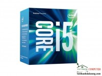 CPU Intel Core i5 6600 3.3 GHz / 6MB / HD 530 Graphics / Socket 1151 (Skylake)