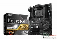 Mainboard MSI B350 PC MATE - AM4