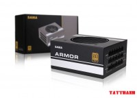 Nguồn SAMA ARMOR 750W Plus Gold - Full Modular - ATX