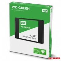 "Ổ cứng SSD Western Digital Green 240GB 2.5"" SATA 3"