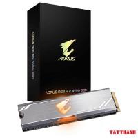 SSD GIGA 256GB AORUS RGB M.2 NVMe (GP-ASM2NE2256GTTDR)