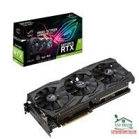 VGA ASUS RTX 2060 6GB ROG STRIX GAMING A6G (ROG-STRIX-RTX2060-A6G-GAMING)