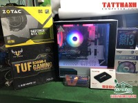 PC GAMING TTC I3TUF (I3 8100/MAIN B360/VGA 1050TI/8G/SSD120)