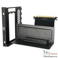 VGA Holder Vertical with Riser PCI -e 3.0 COOLER MASTER (Giá đỡ VGA + Cable Riser PCI-e 3.0)