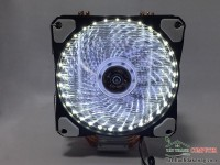 Fan Cpu ID Cooling 4 ống đồng 33 Led (White Led)