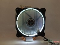 Fan Cpu ID Cooling 4 ống đồng (White Led)