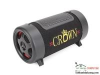 Loa Crown Số 4, USB, Thẻ nhớ