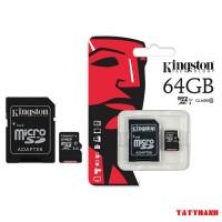 Thẻ nhớ Micro SDXC Kingston 64GB (Class 10) CH FPT