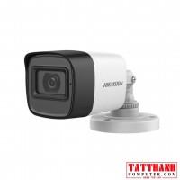 Camera quan sát analog HD Hikvision DS-2CE16D0T-ITFS (HD-TVI, 2 MP, hồng ngoại 30 m)