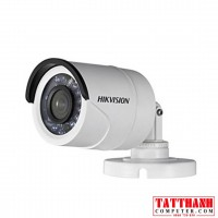 Camera quan sát analog HD Hikvision DS-2CE16D0T-IRP (HD-TVI, 2 MP, hồng ngoại 20 m)