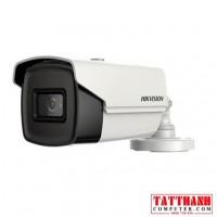 Camera quan sát analog HD Hikvision DS-2CE16D3T-IT3 (HD-TVI, 2 MP, hồng ngoại 50 m)