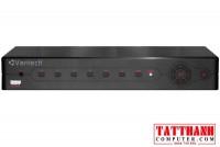 Đầu ghi hình Vantech VP-4460A/T/C 4 kênh HD 4MP, 1 SATA, Audio, kết nối All in one (TVI, AHD, CVI, IP, Analog)