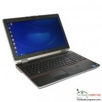 Dell Latitude E6520 with Core i5-2430M 2.40GHz, 4GB RAM, 200GB HDD