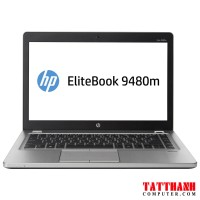 Hp Elitebook Folio 9480m Ultrabook i5-4300U| RAM 4G | SSD 120GB | 14 Inches HD | Card on
