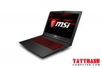 LAPTOP MSI GV62 8RC ( i5-8300H, RAM 8G, SSD 265GB,HDD 1Tb, VGA rời Nvidia GTX 1050- 4G, màn 15.6″ FullHD )