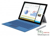SURFACE PRO 3, CORE I7-4650U, RAM 8 GB, SSD 256 GB Like New