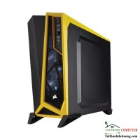 CASE COIRSAIR SPEC ALPHA BLACK YELLOW