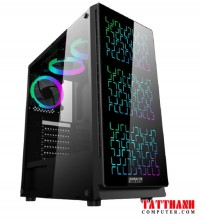 PC GAMING TTC (CPU INTEL i3 8100/VGA 1650 4G/RAM 8G/PSU 400W/Fan RGB)