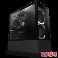 CASE NZXT H510 ELITE MATTE BLACK