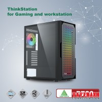 Case VSPTECH ThinkStation P720 for gaming and workstation