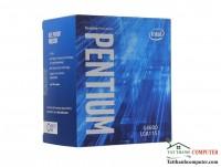 CPU Intel Pentium G4600 (3.6Ghz/ 3Mb cache) Kabylake