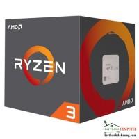AMD RYZEN 3 1200 4 Core 3.1 GHz (3.4 GHz Turbo) Socket AM4