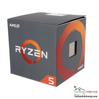 AMD RYZEN 5 1600 6 Core 3.2 GHz (3.6 GHz Turbo) Socket AM4