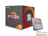 CPU AMD Ryzen 5 1500x 3.5 GHz (3.7 GHz with boost) / 16MB / 4 cores 8 threads / socket AM4