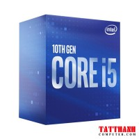 CPU Intel Core i5-10600K (4.1GHz turbo up to 4.8GHz, 6 nhân 12 luồng, 12MB Cache, 125W) - Socket Intel LGA 1200)