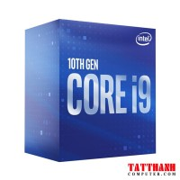 CPU Intel Core i9-10900 (2.8GHz turbo up to 5.2GHz, 10 nhân 20 luồng, 20MB Cache, 65W) - Socket Intel LGA 1200