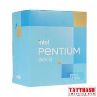 CPU Intel Pentium Gold G6405 (4.1GHz, 2 nhân 4 luồng, 4MB Cache, 58W) - Socket Intel LGA 1200)