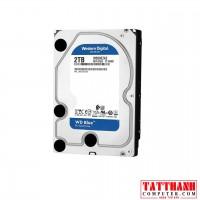 "Ổ cứng HDD Western Digital Blue 2TB 3.5"" SATA 3 - WD20EZAZ - Chính Hãng"