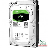 Ổ CỨNG HDD Seagate - 500GB / SATA / 3.5 in / 7200rpm