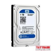 Ổ cứng HDD Western Caviar Blue 1TB 3.5 inch 7200RPM, SATA3 6Gb/s, 64MB Cache - Chính hãng