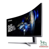 LCD SAMSUNG 49 INCH CURVED CHG90 144HZ QLED GAMING (LC49HG90DMEXXV)