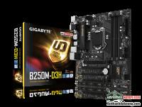 Mainboard GIGABYTE B250M-D3H