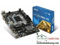 Mainboard MSI H110M PRO-VD R4 SOCKET 1151 (CH)
