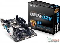 MAINBOARD Gigabyte H81 DS2