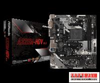 Mainboard ASROCK A320M-HDV R4.0 (AMD A320M, Socket AM4,,m-ATX, 2 khe RAM DDR4)