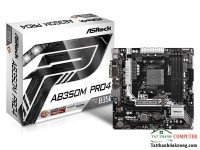 Mainboard Asrock b350m Pro4, AMD