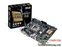 Mainboard Asus Micro-ATX H81M-F Plus chuyên game (CH)