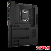 Mainboard NZXT N7 Z490 MATTE BLACK